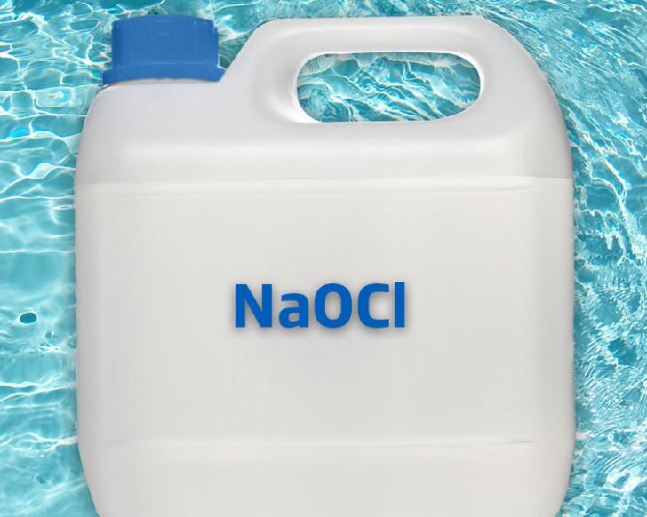Wat is vloeibare chloor voor zwembaden?