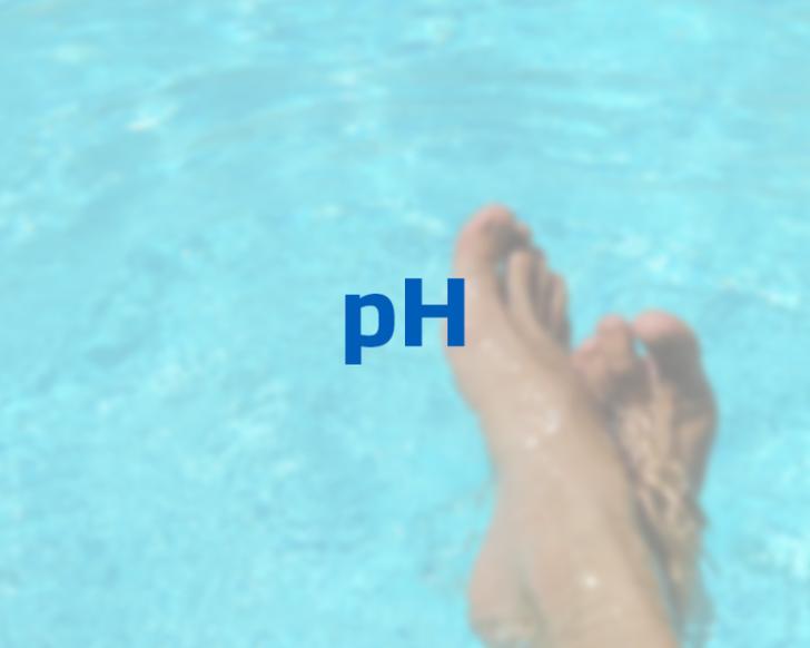 Wat is de pH-waarde van een zwembad?